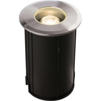 NOWODVORSKI 9105 | Picco-LED Nowodvorski beépíthető lámpa Ø60mm 1x LED 52lm 3000K IP67 ezüst
