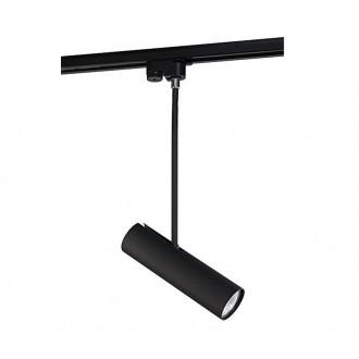 NOWODVORSKI 9244 | Profile Nowodvorski rendszerelem lámpa elforgatható alkatrészek 1x GU10 fekete