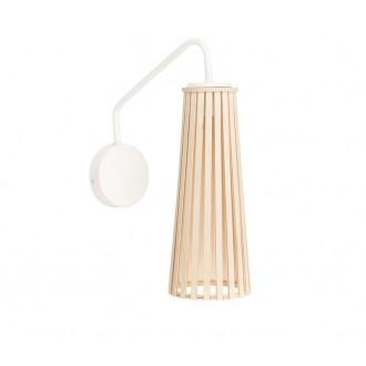 NOWODVORSKI 9261   DoverN Nowodvorski falikar lámpa elforgatható alkatrészek 1x GU10 fehér