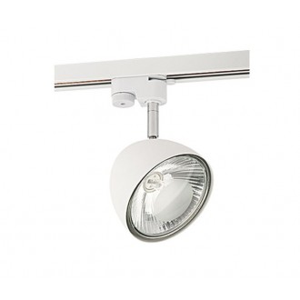 NOWODVORSKI 9323 | Profile Nowodvorski rendszerelem lámpa elforgatható alkatrészek 1x GU10 / ES111 fehér