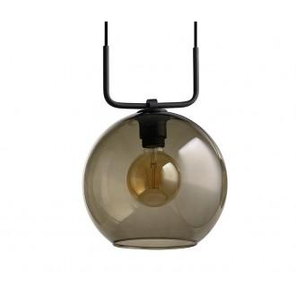 NOWODVORSKI 9364 | MonacoN Nowodvorski függeszték lámpa 1x E27 fekete, füst