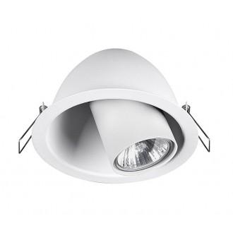 NOWODVORSKI 9378 | Dot Nowodvorski beépíthető lámpa elforgatható fényforrás 1x GU10 fehér