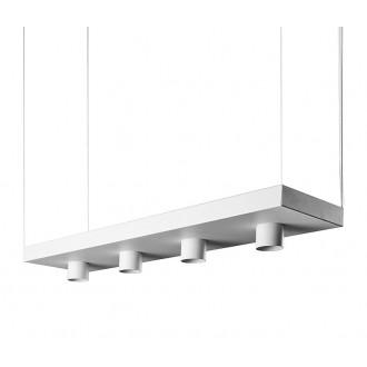 NOWODVORSKI 9382 | Plant Nowodvorski függeszték lámpa 4x GU10 fehér