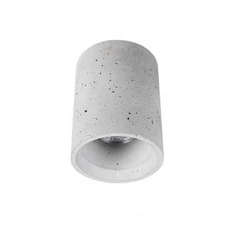 NOWODVORSKI 9390 | Shy Nowodvorski mennyezeti lámpa 1x GU10 szürke