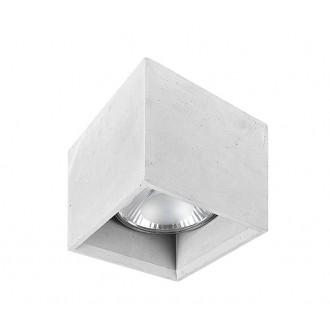 NOWODVORSKI 9392 | Bold Nowodvorski mennyezeti lámpa 1x GU10 / ES111 szürke