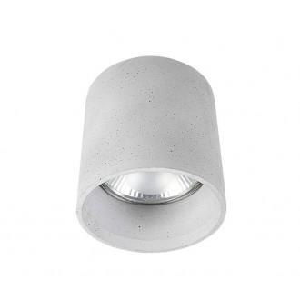 NOWODVORSKI 9393 | Shy Nowodvorski mennyezeti lámpa 1x GU10 / ES111 szürke