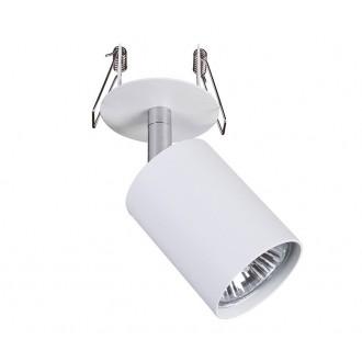 NOWODVORSKI 9396 | Eye-Fit Nowodvorski beépíthető lámpa elforgatható alkatrészek Ø55mm 1x GU10 fehér