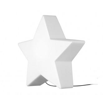 NOWODVORSKI 9426 | StarN Nowodvorski dekor lámpa vezetékkel, villásdugóval elátott 1x E27 IP44 fehér