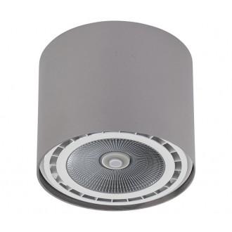 NOWODVORSKI 9484 | Bit Nowodvorski mennyezeti lámpa 1x GU10 / ES111 ezüst