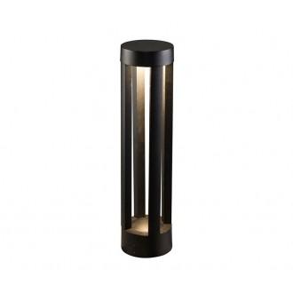 NOWODVORSKI 9508 | Tepic Nowodvorski álló lámpa 43,5cm 1x LED 395lm 3000K IP54 fekete