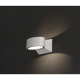 NOWODVORSKI 9512 | Hanoi Nowodvorski falikar lámpa 1x LED 335lm 3000K IP54 fehér
