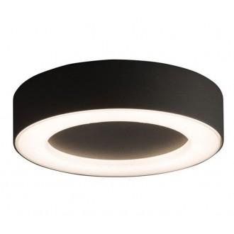 NOWODVORSKI 9514 | Merida Nowodvorski mennyezeti lámpa 1x LED 538lm 3000K IP54 grafit, fehér