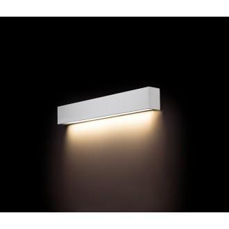 NOWODVORSKI 9610 | Straight-LED Nowodvorski fali lámpa 1x G13 / T8 800lm 3000K fehér