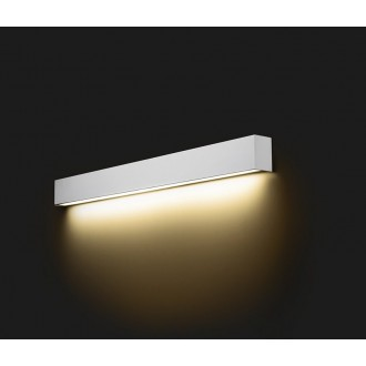NOWODVORSKI 9611 | Straight-LED Nowodvorski fali lámpa 1x G13 / T8 1400-1500lm 3000K fehér