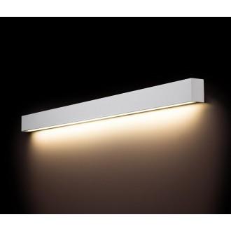 NOWODVORSKI 9612 | Straight-LED Nowodvorski fali lámpa 1x G13 / T8 1600lm 3000K fehér
