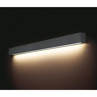 NOWODVORSKI 9616 | Straight-LED Nowodvorski fali lámpa 1x G13 / T8 2000-2100lm 3000K grafit