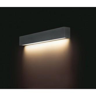NOWODVORSKI 9618 | Straight-LED Nowodvorski fali lámpa 1x G13 / T8 950-100lm 3000K grafit