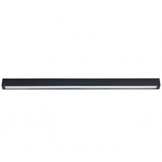 NOWODVORSKI 9628 | Straight-LED Nowodvorski mennyezeti lámpa 1x G13 / T8 2000-2100lm 3000K grafit