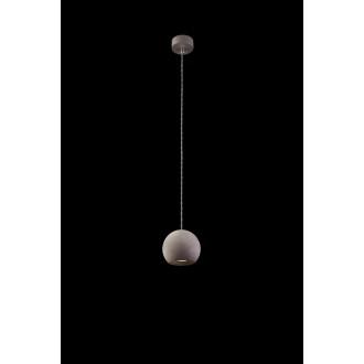 NOWODVORSKI 9696 | Geometric Nowodvorski függeszték lámpa 1x GU10 szürke