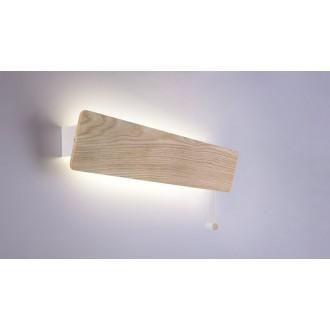 NOWODVORSKI 9701 | OsloN Nowodvorski fali lámpa húzókapcsoló elforgatható alkatrészek 1x G13 / T8 800lm 3000K natúr, fehér