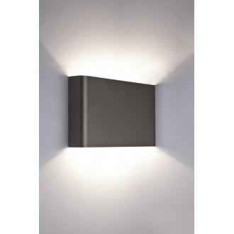 NOWODVORSKI 9710 | HagaN Nowodvorski fali lámpa 2x G9 szürke