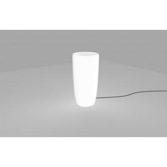 NOWODVORSKI 9712 | Flowerpot Nowodvorski dekor lámpa vezetékkel, villásdugóval elátott 1x E27 IP65 fehér