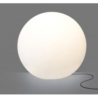 NOWODVORSKI 9714 | Cumulus Nowodvorski dekor lámpa vezetékkel, villásdugóval elátott 1x E27 IP65 fehér