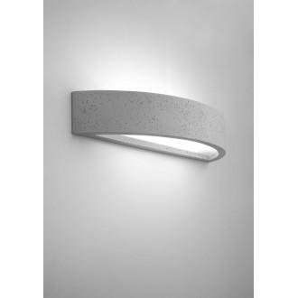 NOWODVORSKI 9720 | ArchN Nowodvorski fali lámpa 2x E27 fehér, világosszürke