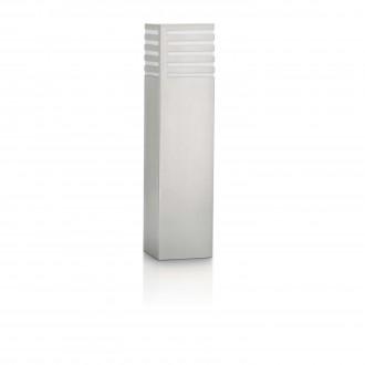PHILIPS 16414/47/16 | Veranda Philips álló lámpa 40cm 1x E27 1320lm 2700K IP44 nemesacél, rozsdamentes acél