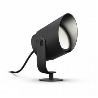 PHILIPS 17462/30/P7 | PHILIPS-hue-Lily Philips leszúrható 24V EXT. hue okos világítás szabályozható fényerő, állítható színhőmérséklet, színváltós 1x LED 1050lm 2700 <-> 6500K IP65 fekete