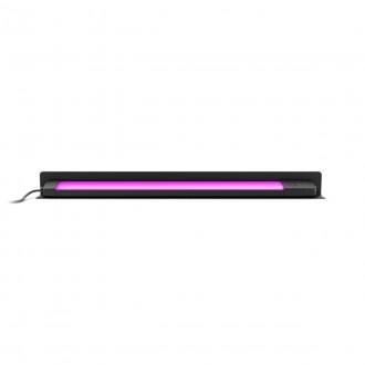 PHILIPS 17466/30/P7 | PHILIPS-hue-Amarant Philips fényvető 24V EXT. hue okos világítás szabályozható fényerő, állítható színhőmérséklet, színváltós 1x LED 1400lm 2700 <-> 6500K IP65 fekete