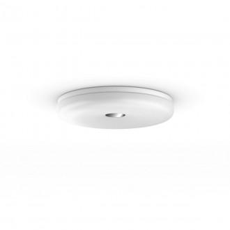 PHILIPS 34189/31/P6   PHILIPS-hue-Struana Philips mennyezeti hue DIM hordozható kapcsoló + hue okos világítás kerek távirányító szabályozható fényerő, állítható színhőmérséklet, Bluetooth 1x LED 2400lm 2200 <-> 6500K IP44 fehér