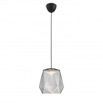 PHILIPS 37266/87/16 | Italo Philips függeszték lámpa 1x LED 430lm 2700K füst