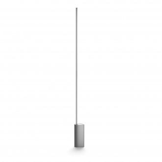 PHILIPS 40802/48/P7 | PHILIPS-hue_Signe Philips álló hue okos világítás 149cm kapcsoló szabályozható fényerő, állítható színhőmérséklet, színváltós 1x LED 2500lm 2200 <-> 6500K alumínium