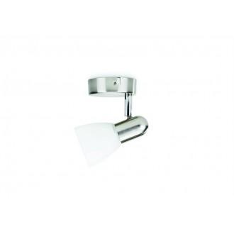 PHILIPS 50230/17/E7 | Burlap Philips fali, mennyezeti lámpa elforgatható alkatrészek 1x E14 matt króm, fehér