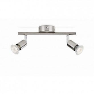 PHILIPS 50302/17/E7 | Limbali Philips fali, mennyezeti lámpa elforgatható alkatrészek 2x GU10 matt króm