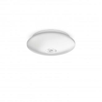PHILIPS 62233/31/P0 | Mauve Philips fali, mennyezeti lámpa mozgásérzékelő 4x LED 600lm 2700K fehér
