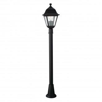 PHILIPS 71421/01/30 | Lima Philips álló lámpa 81cm 1x E27 IP44 fekete