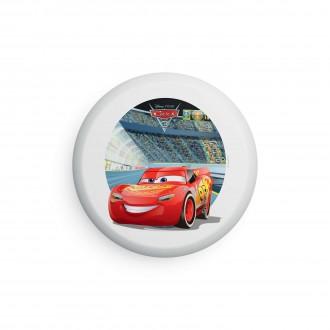 PHILIPS 71884/32/P0 | Cars Philips fali, mennyezeti lámpa 4x LED 900lm 2700K piros, többszínű, fehér