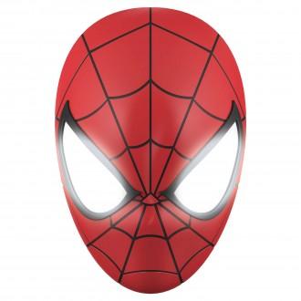 PHILIPS 71938/40/P0   Spiderman Philips fali lámpa kapcsoló 1x LED 2700K piros, fehér, fekete