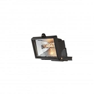 PHILIPS 74902/21/30 | Faro Philips fényvető lámpa 1x R7s IP44 fekete