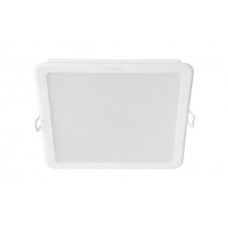 PHILIPS 8718696173695 | Meson Philips beépíthető LED panel négyzet 165x165mm 1x LED 1750lm 4000K fehér