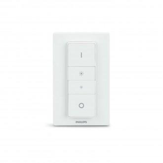 PHILIPS 8718696743157 | Philips hordozható kapcsoló hue DIM okos világítás fényerőszabályzós kapcsoló fehér