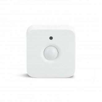 PHILIPS 8718696743171 | Philips mozgásérzékelő hue okos világítás négyzet fényérzékelő szenzor - alkonykapcsoló vezeték nélküli IP42 fehér