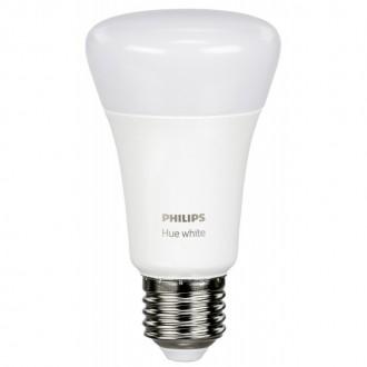 PHILIPS 8718696785218 | PHILIPS-hue Philips kezdőcsomag hue vezérlő egység + 2x E27 A60 hue LED fényforrás okos világítás normál A60 szabályozható fényerő, Bluetooth, 2 darabos szett 2x E27 806lm 2700K fehér
