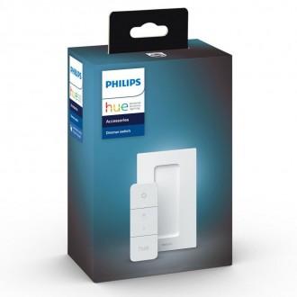 PHILIPS 8719514274617 | Philips hordozható kapcsoló hue DIM okos világítás fényerőszabályzós kapcsoló fehér