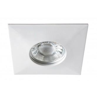 RABALUX 1080 | Randy Rabalux beépíthető lámpa négyzet 3 darabos szett 78x78mm 3x LED 1050lm 3000K IP44/20 fehér