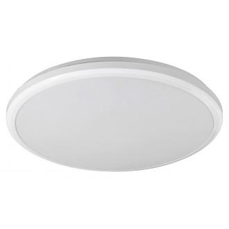 RABALUX 1430 | Brandon-RA Rabalux fali, mennyezeti lámpa 1x LED 2160lm 4000K IP65 fehér