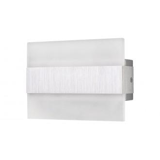 RABALUX 1440   Neville Rabalux fali lámpa téglalap 1x LED 180lm 3000K csiszolt alumínium