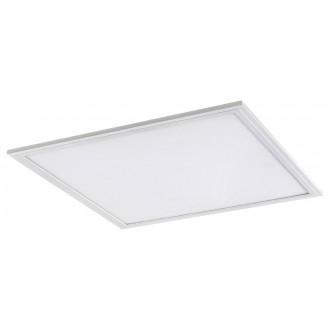 RABALUX 1457 | Bartek Rabalux mennyezeti LED panel négyzet impulzus kapcsoló szabályozható fényerő 1x LED 1600lm 4000K fehér